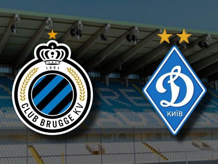 Apostas Club Brugge x Dínamo de Kiev Liga Europa 25/02/2021