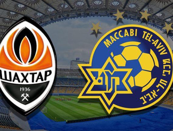 Apostas Shakhtar Donetsk x Maccabi Tel-Aviv Europa League 25/02/2021
