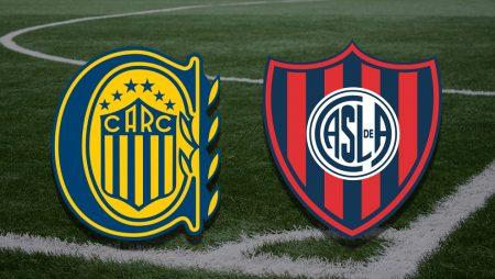 Apostas Rosario Central vs San Lorenzo Copa Sul-Americana 29/04/21
