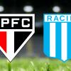 Apostas São Paulo vs Racing Libertadores da América 19/05/21