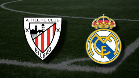 Apostas Athletic Bilbao vs Real Madrid La Liga 16/05/21