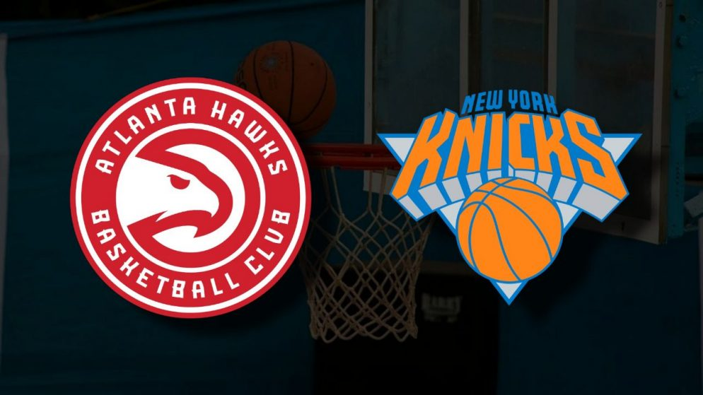 Apostas Atlanta Hawks vs New York Knicks Jogo 3 Playoffs NBA 28/05/21