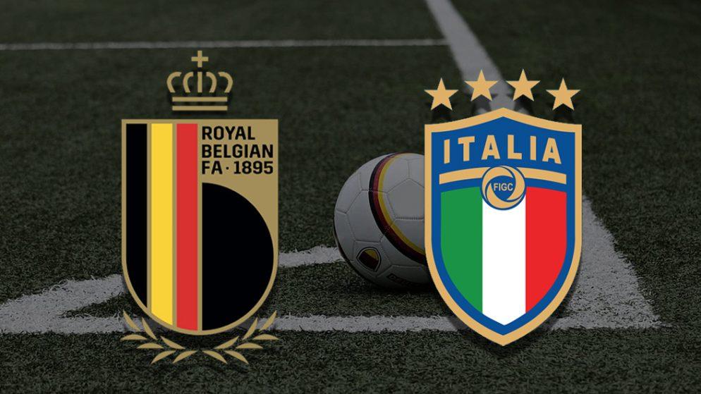 Apostas Bélgica vs Itália Euro 02/07/21