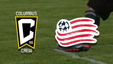 Apostas Columbus Crew vs New England Revolution MLS 03/07/21