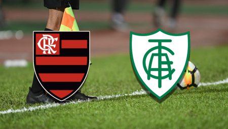 Apostas Flamengo vs América Mineiro Brasileirão 13/06/21