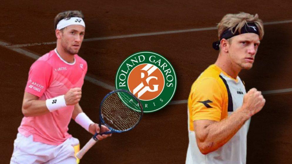 Apostas Casper Ruud x Alejandro Davidovich Fokina Roland Garros 04/06/21