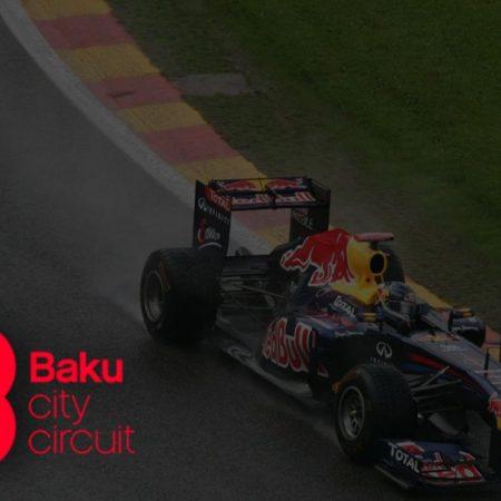 Apostas Grande Prêmio do Azerbaijão Fórmula 1 06/06/21