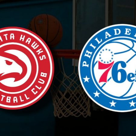 Apostas Atlanta Hawks vs Philadelphia 76ers Jogo 6 Playoffs NBA 18/06/21