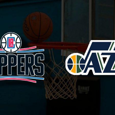Apostas Los Angeles Clippers vs Utah Jazz Jogo 6 Playoffs NBA 18/06/21