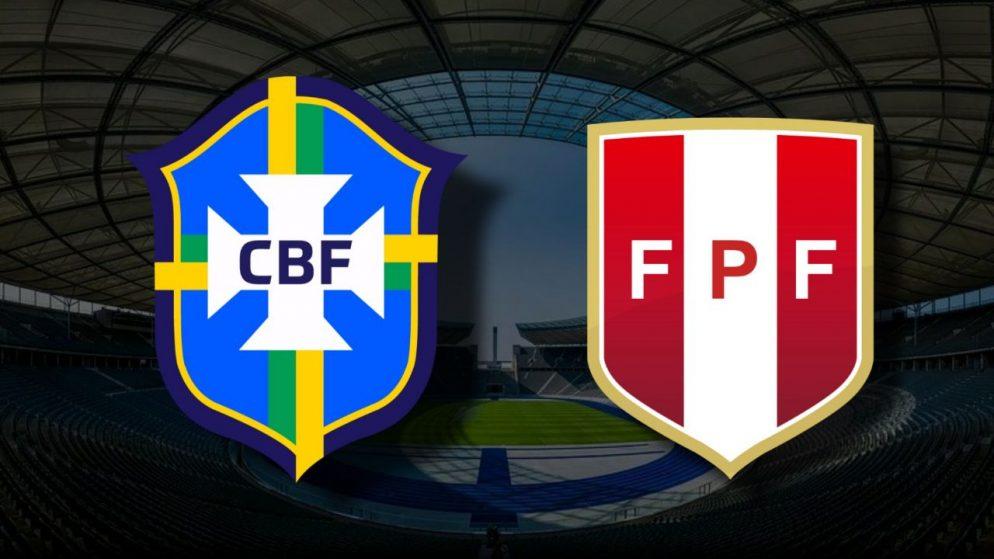 Apostas Brasil vs Peru Copa América 05/07/21