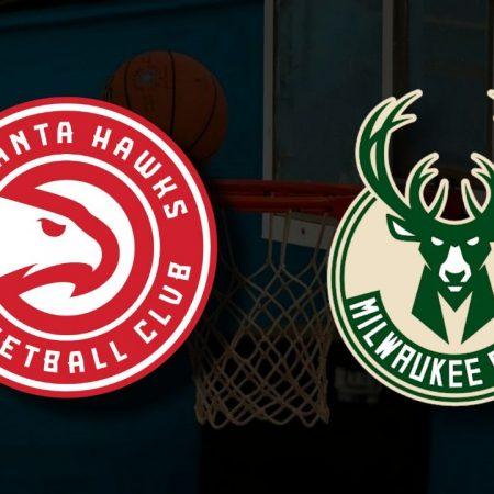 Apostas Atlanta Hawks vs Milwaukee Bucks Jogo 6 Final Conferência Leste NBA 03/07/21