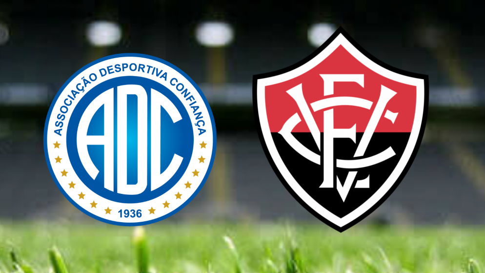 Apostas Confiança vs Vitória Série B 10/07/21