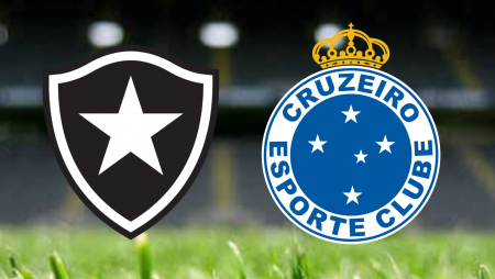 Apostas Botafogo vs Cruzeiro Brasileirão Série B 10/07/21
