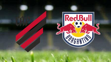 Apostas Athletico Paranaense vs Red Bull Bragantino Brasileirão 10/07/21