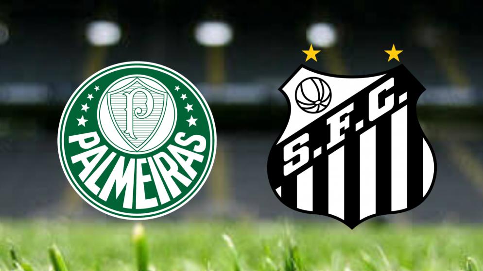 Apostas Palmeiras vs Santos Brasileirão 10/07/21