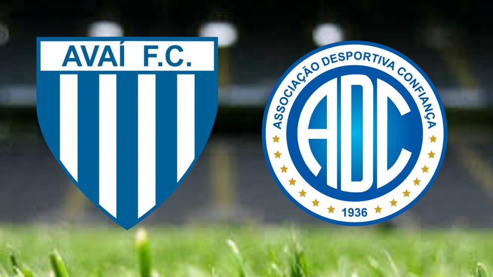 Apostas Avaí vs Confiança Brasileirão Série B 13/07/21