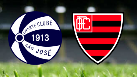 Apostas São José vs Oeste Série C 17/07/21