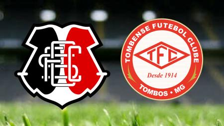 Apostas Santa Cruz vs Tombense Série C 17/07/21