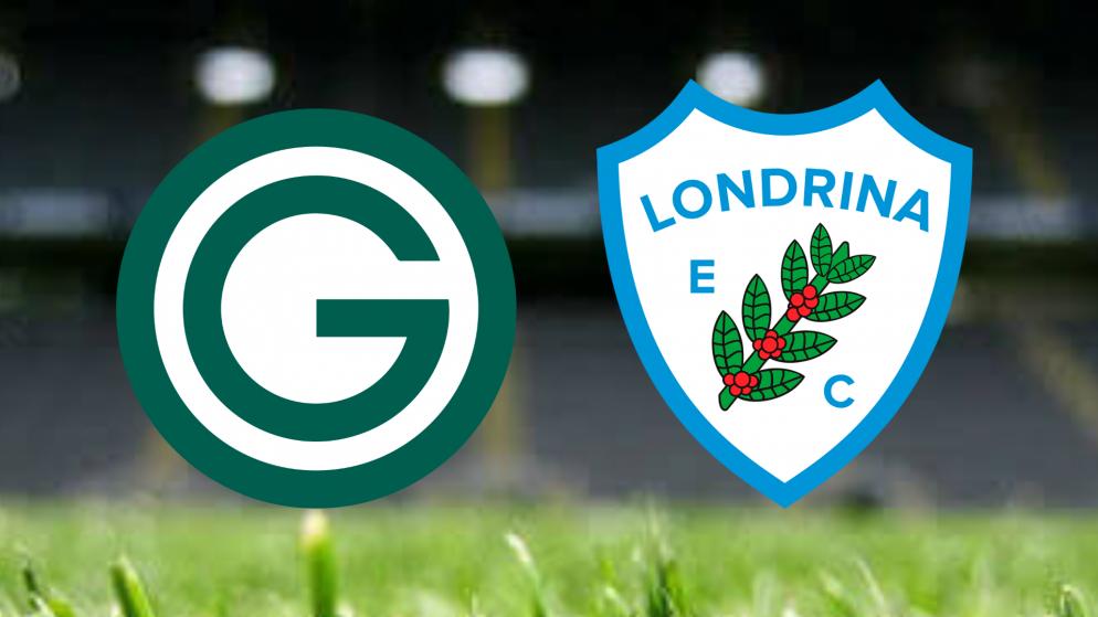 Apostas Goiás vs Londrina Brasileirão Série B 17/07/21