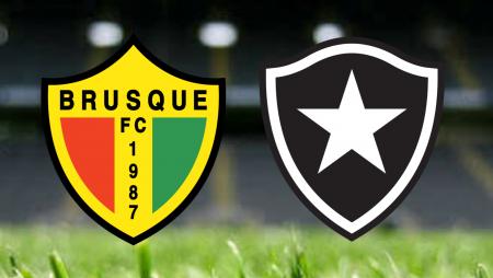 Apostas Brusque vs Botafogo Série B 17/07/21