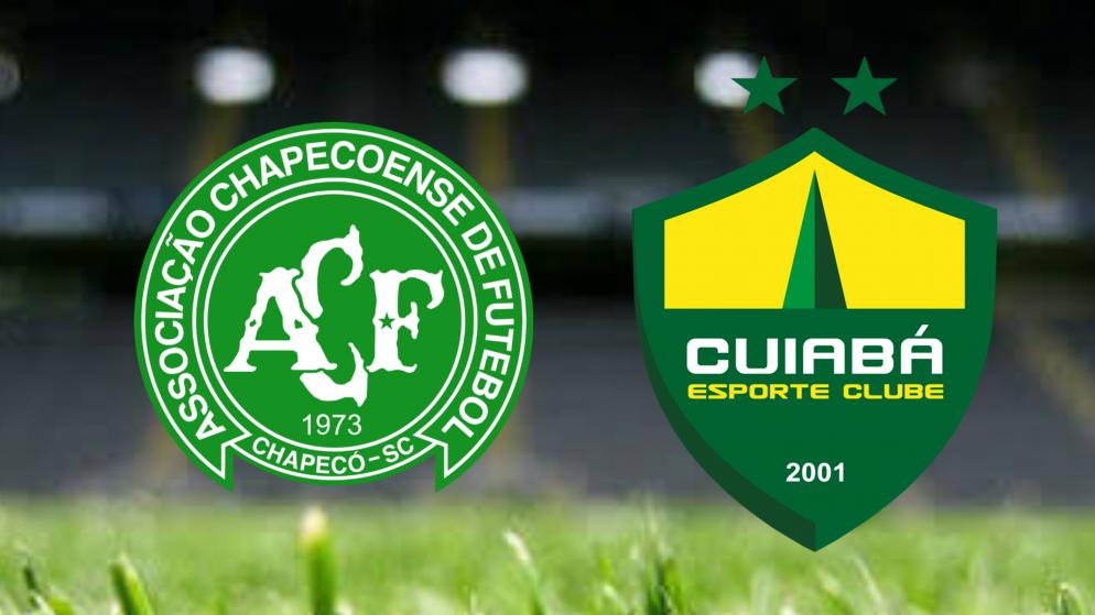 Apostas Chapecoense vs Cuiabá Brasileirão 18/07/21