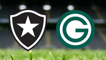 Apostas Botafogo vs Goiás Série B 20/07/21