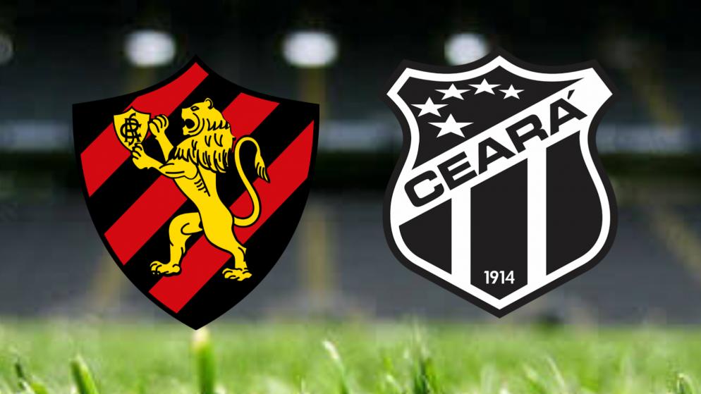 Apostas Sport vs Ceará Brasileirão 26/07/21