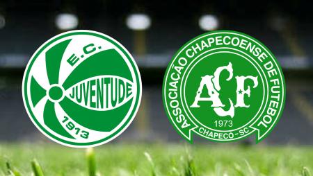 Apostas Juventude vs Chapecoense Brasileirão 26/07/21