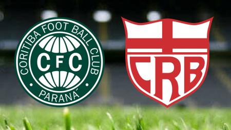 Apostas Coritiba vs CRB Brasileirão Série B 22/07/21
