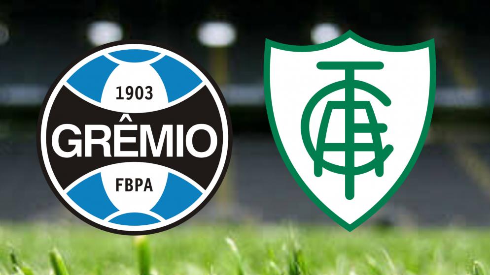 Apostas Grêmio vs América Mineiro Brasileirão 24/07/21