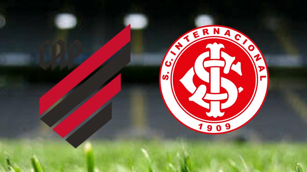 Apostas Athletico Paranaense vs Internacional Brasileirão 25/07/21