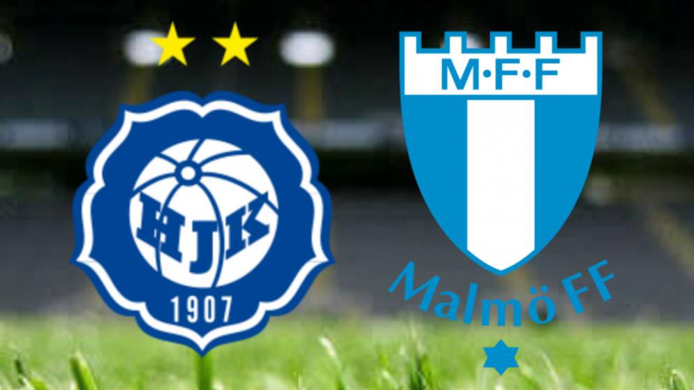Apostas HJK Helsinki vs Malmö FF Champions League 27/07/21
