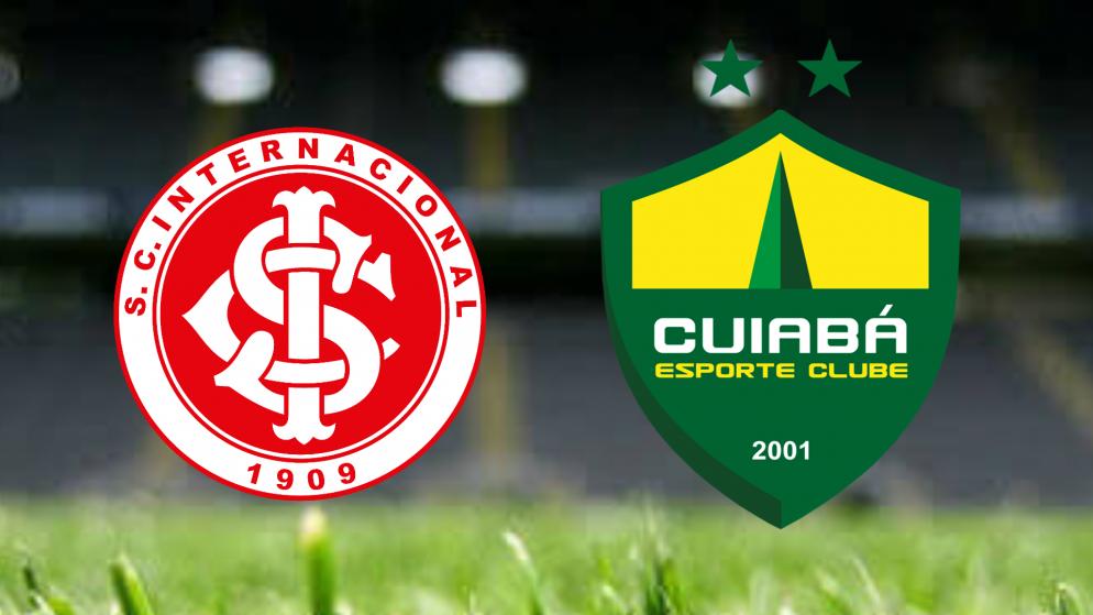 Apostas Internacional vs Cuiabá Brasileirão 01/08/21