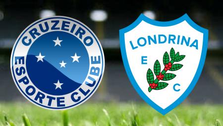 Apostas Cruzeiro vs Londrina Brasileirão Série B 31/07/21