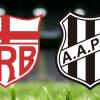 Apostas CRB vs Ponte Preta Brasileirão Série B 01/08/21