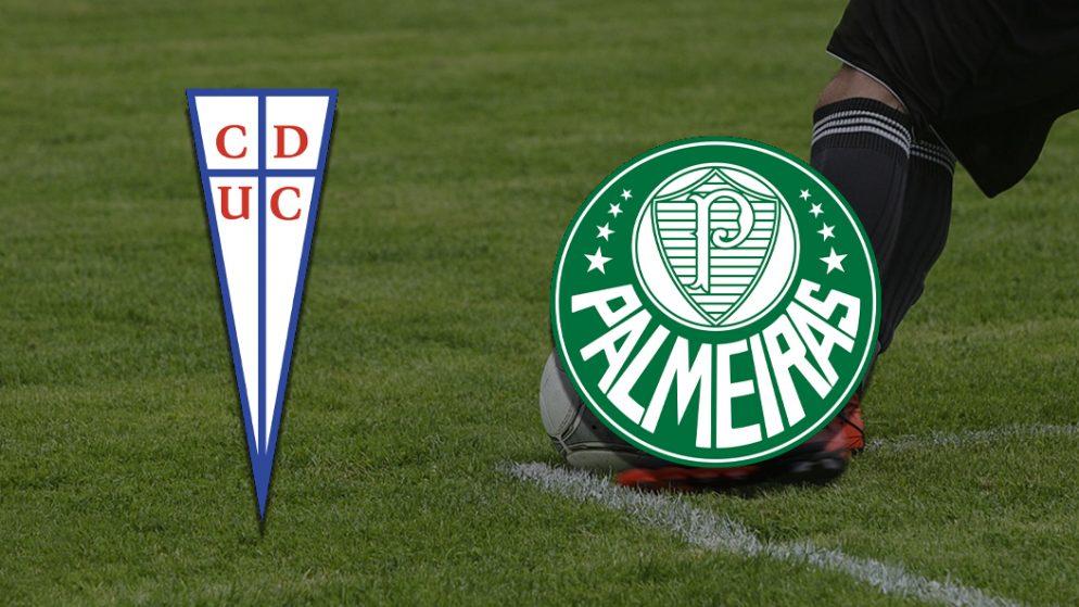 Apostas Universidad Católica vs Palmeiras Libertadores 14/07/21