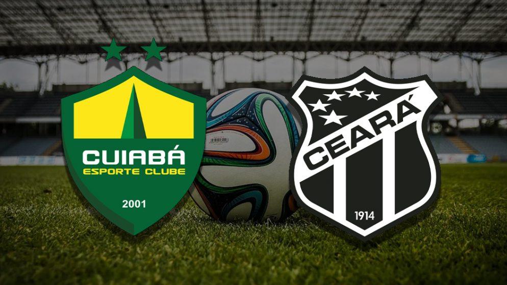 Apostas Cuiabá vs Ceará Brasileirão 11/07/21