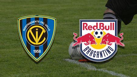 Apostas Independiente Del Valle vs Red Bull Bragantino Sul-Americana 15/07/21