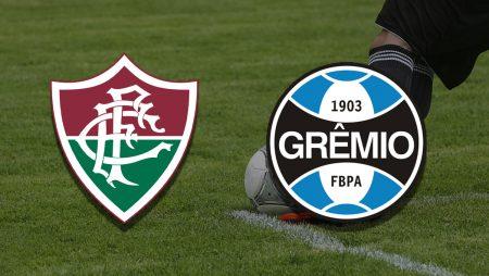 Apostas Fluminense vs Grêmio Brasileirão 18/07/21