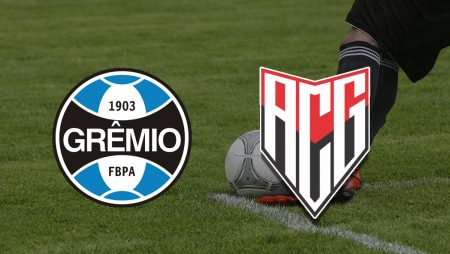 Apostas Grêmio vs Atlético Goianiense Brasileirão 05/07/21