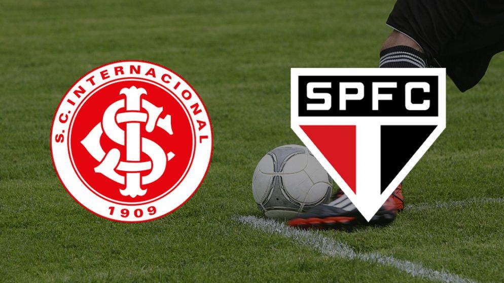 Apostas Internacional vs São Paulo Brasileirão 08/07/21