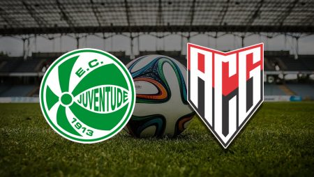 Apostas Juventude vs Atlético Goianiense Brasileirão 11/07/21