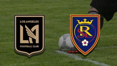 Apostas Los Angeles FC vs Real Salt Lake MLS 18/07/21
