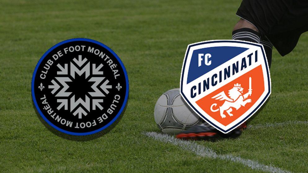 Apostas Montreal vs Cincinnati MLS 18/07/21