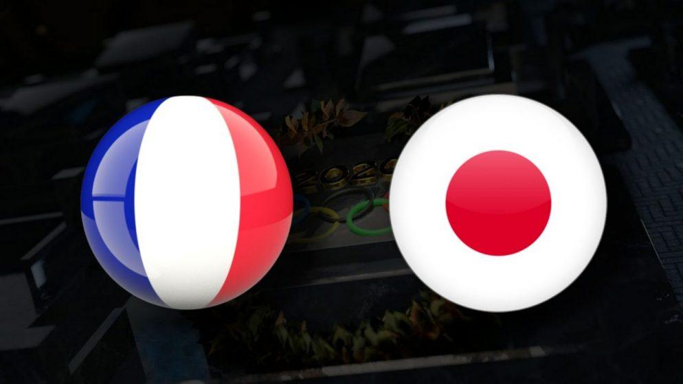 Apostas França Olímpica vs Japão Olímpico Tóquio 2020 28/07/21