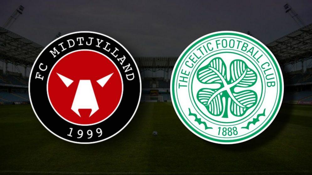 Apostas FC Midtjylland vs Celtic Liga dos Campeões 28/07/21