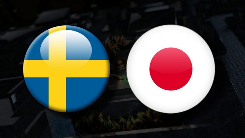 Apostas Suécia Feminino vs Japão Feminino Tóquio 2020 30/07/21