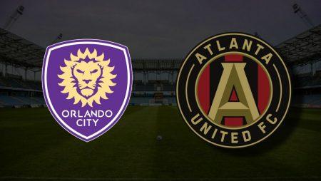 Apostas Orlando City vs Atlanta United MLS 30/07/21
