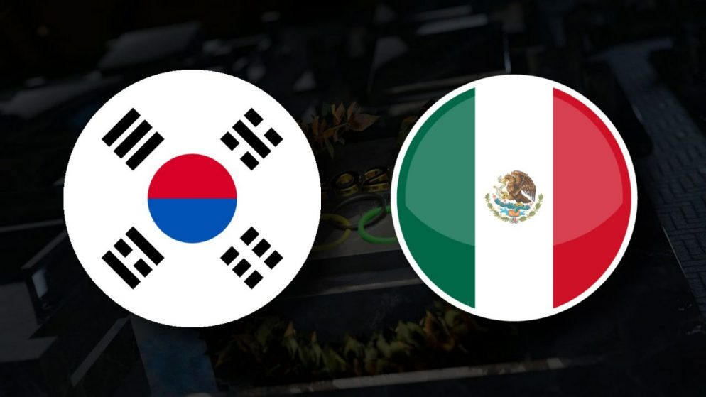 Apostas Coréia do Sul Olímpica vs México Olímpico Tóquio 2020 31/07/21