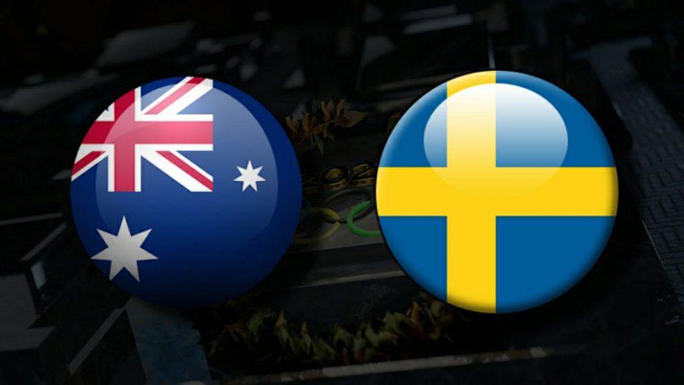 Apostas Austrália Feminino vs Suécia Feminino Tóquio 2020 02/08/21